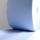 handpapier-rolle blau 2-lagig